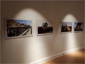 نمایشگاه عکس یادواره علیرضا سلطانی برپا شد/عکس