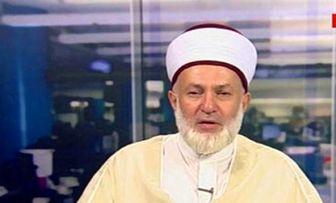 عالم برجسته اهل سنتی که عاشق سجده بر تربت امام حسین (ع) در نماز بود /عکس