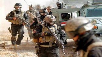 عملیات عراق علیه تروریستهای داعش