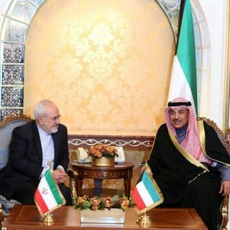 رایزنی وزیران امور خارجه ایران و کویت در مورد آخرین تحولات منطقه