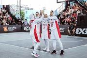 ورود 14 دختر بسکتبالیست به اردوی تیم ملی سه نفره