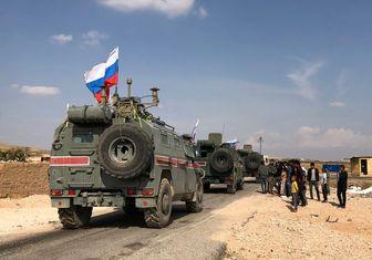 رویارویی ارتش روسیه با نظامیان آمریکایی در سوریه