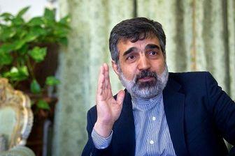 واکنش رئیس سازمان انرژی اتمی به فرصت آمریکا برای تعلیق تحریم ها