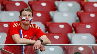 روس ها حق پخش تلویزیونی جام جهانی 2018 را نمی خرند