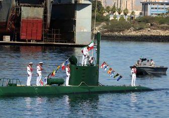برای نخستین بار در رزمایش نداجا، شلیک اژدر از زیردریایی فاتح