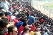 هشدار مسئول برگزاری مسابقات لیگ برتر به تیم نساجی