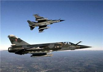 پرواز جنگندههای رژیم صهیونیستی در مزارع شبعا و لبنان