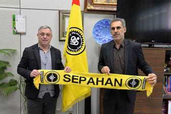 عذرخواهی مدیر عامل سپاهان به خاطر شکست سنگین مقابل پدیده