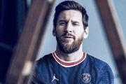 مسی و خانواده اش راهی پاریس شدند+ عکس