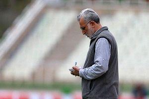 مربی سابق تیم ملی فوتبال ایران داغدار شد