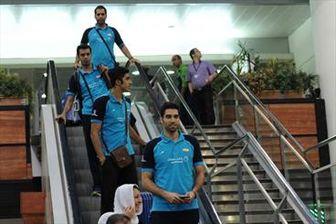 اظهارنظر بازیکنان والیبال ایران درمورد لیگجهانی