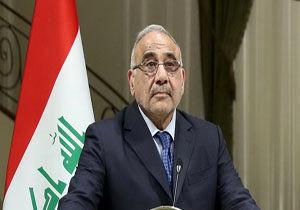 اظهارات عبدالمهدی درباره نفوذ عناصر مشکوک در تظاهرات عراق
