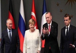 نشست احتمالی روسیه، آلمان، ترکیه و فرانسه درباره سوریه