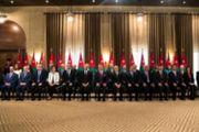 کابینه دولت اردن استعفا کرد