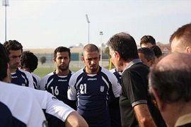 مرد برتر بازی ایران و کویت مشخص شد