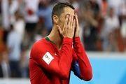 چرا رونالدو در بازی با ایران از رویارویی مستقیم با کی روش فرار کرد؟