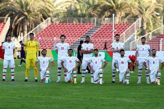 تیم ملی ایران برای بازی با عراق به قطر رفت
