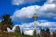 کیفیت هوای تهران قابل قبول و در مرز پاکی