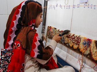 برقراری بیمه قالیبافان و حمایت از صادرات فرش