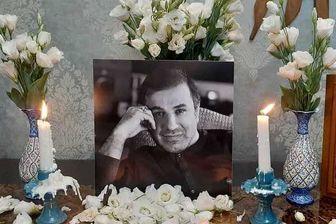 برگزاری یادبود زنده یاد علی سلیمانی