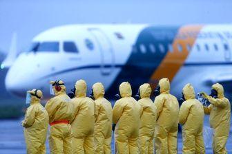 کاهش ۹۰ درصدی پروازهای اروپا در بحران کرونا