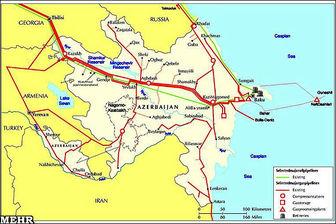 امضاء قرارداد سوآپ گاز بین ترکیه و آذربایجان