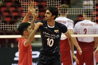 هیچ تیمی در حد و اندازه والیبال ایران نبود