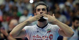 گرفتن تست دوپینگ از 5 والیبالیست ایران در شیکاگو