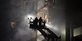 47 کشته و مجروح در آتشسوزی ساختمانی در اسلواکی