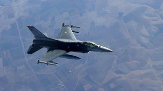حمله جنگنده های ترکیه به مناطق مرزش شمال اربیل