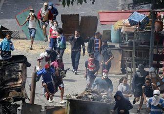 43 زخمی در غزه و کرانه باختری