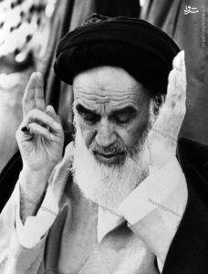 امام خمینی در آغازین روزهای اقامت در دهکده نوفل لوشاتو