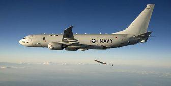 پرواز هواپیمای جاسوسی ارتش آمریکا بر فراز کریمه