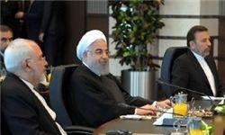 روحانی:آمریکا میخواست داعش ابزارهای آن در منطقه باشند