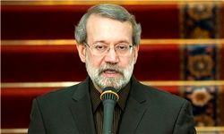 لاریجانی: با دعوت مردم و مراجع در انتخابات ثبتنام کردم