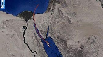 ۲ نفتکش ایرانی در بندر بانیاس سوریه لنگر انداختند