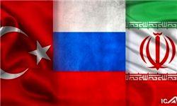 روسیه، ایران و ترکیه، آمریکا را به تماشاگر مذاکرات سوریه تبدیل کردهاند