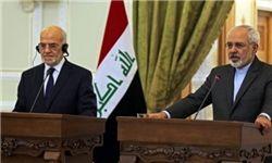 ظریف به وزیر خارجه عراق تبریک گفت