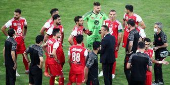 پرسپولیس بدون پیراهن شماره 9 و 10 در لیگ قهرمانان آسیا!