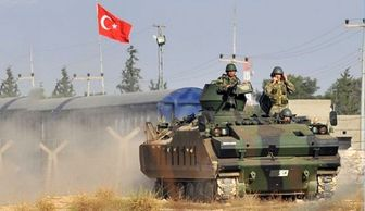 ترکیه امکان حمله به خاک سوریه را بررسی می کند