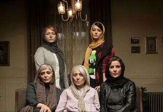 عکس دسته جمعی بازیگران زن روی تخت خواب/از باران کوثری تا سارا بهرامی