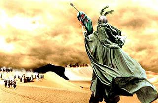 ماجرای شنیدنی شاعر اهل بیت که از واقعه کربلا جاماند