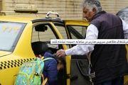 افزایش ۱۰ درصدی مسافران تاکسی در موج سوم کرونا