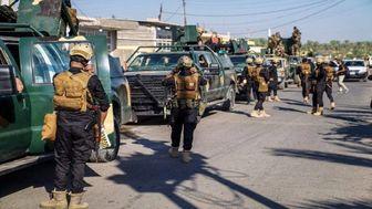 پاکسازی ۶۰ کیلومتر از مناطق دیاله عراق  از عناصر داعش