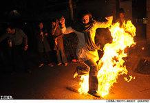 تمهیدات پلیس برای چهارشنبه آخرسال