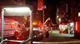 وقوع انفجار در منهتن نیویورک/ تخلیه چند ایستگاه مترو در نزدیکی محل حادثه/تصاویر