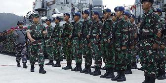 استقرار جنگندههای اندونزی در دریای چین جنوبی