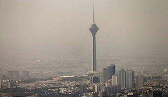 ثبت آلودهترین نوروز ۱۰ سال گذشته برای تهران