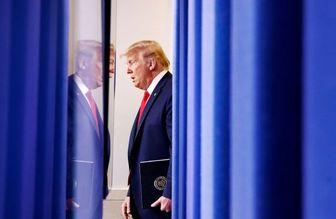 ماجرای جدید حذف توییت ترامپ
