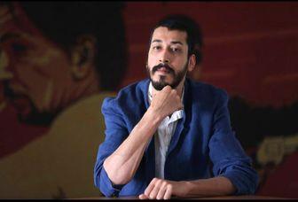 حضور بهرام افشاری در جشنواره جهانی فیلم فجر /عکس